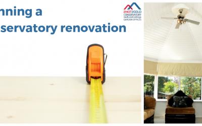 Planning a conservatory renovation