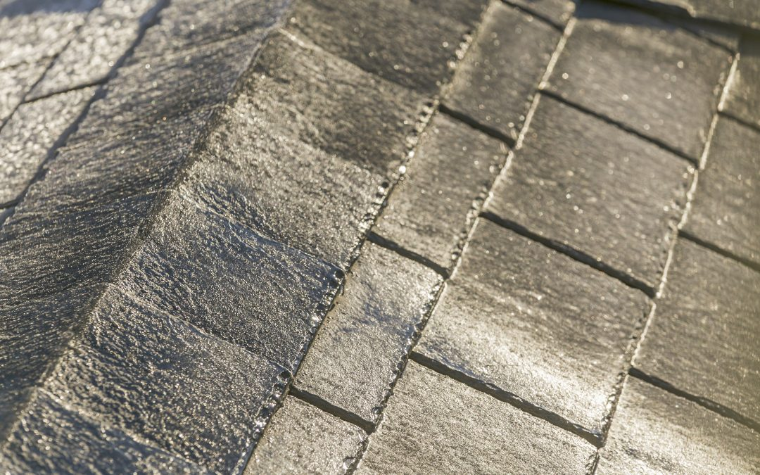 Why choose Tapco lightweight roof tiles and not real slate?